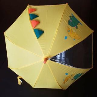 キッズ 恐竜 雨傘(傘)