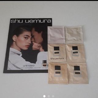 shu uemura - ☆シュウウエムラ☆2種類ファンデーション、下地☆