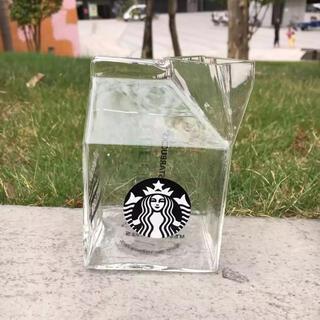 Starbucks Coffee - 海外輸入 スターバックス 牛乳パック ミルク スタバ 韓国 台湾 インテリア雑貨