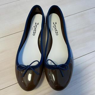 レペット(repetto)のレペット レインシューズ ブラウン(レインブーツ/長靴)