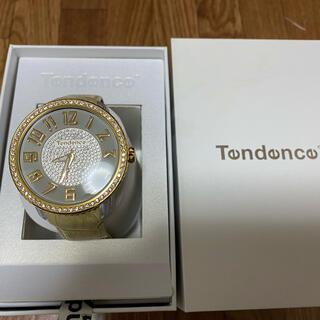 テンデンス(Tendence)の【注意有】tendence レディース腕時計 TY430143 グラム47(腕時計)