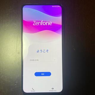ASUS - Zenfone スマホ 128GBのSDカード付き