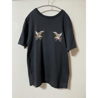 トウヨウエンタープライズ(東洋エンタープライズ)のTOYO ENTERPRISE CO.,LTD. Tシャツ 刺繍(Tシャツ/カットソー(半袖/袖なし))