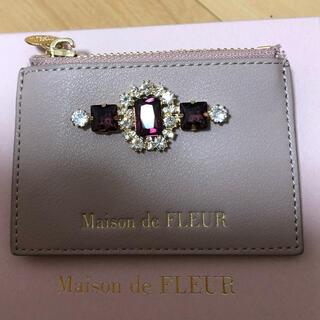 メゾンドフルール(Maison de FLEUR)のメゾンドフルール コインケース(コインケース)