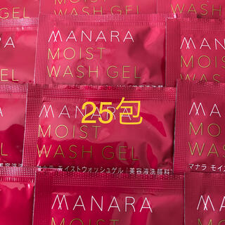 maNara - マナラモイストウォッシュゲル 25包