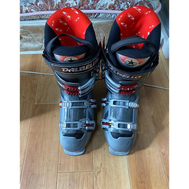 スキー他 セット DALBELLO IL MORO T I.D 120 27.5 スポーツ/アウトドアのスキー(ウエア)の商品写真
