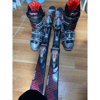 スキー他 セット DALBELLO IL MORO T I.D 120 27.5