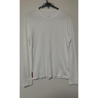 プラダ(PRADA)のPRADA ヴィンテージ ロングTシャツ(Tシャツ/カットソー(七分/長袖))
