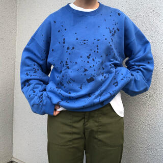 1LDK SELECT - 19AW NOMA t.d Tie Dye Twisted Sweat