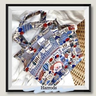 ハロッズ(Harrods)のHarrods❥ハロッズバッグ / トート/ランチバッグ(トートバッグ)