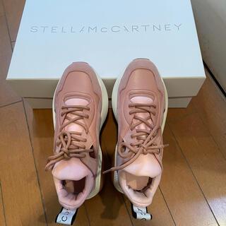 Stella McCartney - Stella McCartney カットアウト スニーカー