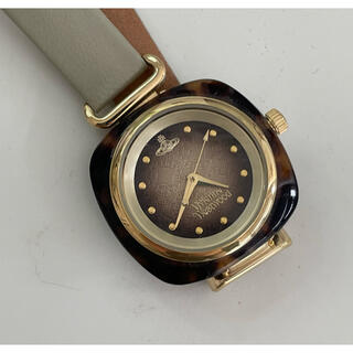 Vivienne Westwood - ヴィヴィアンウエストウッド  Vivienne Westwood べっ甲腕時計