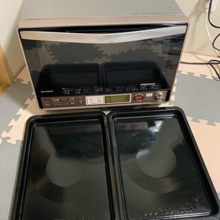 SHARP - オーブンレンジ 電子レンジ RE-S31E-S   2012年製