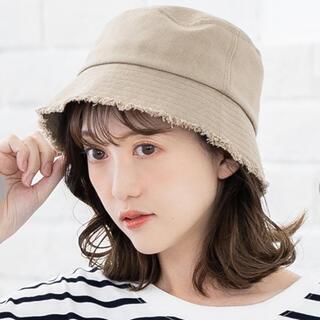 シマムラ(しまむら)の♡フリンジバケットハット♡(ハット)