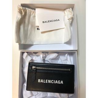 バレンシアガ(Balenciaga)のバレンシアガ  BALENCIAGAフラグメント カード コイン ケース(コインケース/小銭入れ)