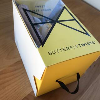 バタフライ(BUTTERFLY)の新品★バタフライツイスト★23〜23.5cm(バレエシューズ)
