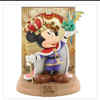 ディズニー(Disney)のディズニー ミッキー 35周年 フィギュア ダッフィー サニーファン(キャラクターグッズ)
