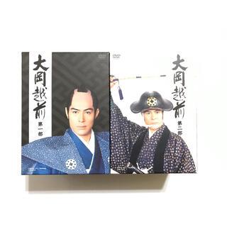 【美品】 大岡越前 第一部 第二部 DVD-BOX〈7枚組〉 セット まとめ売り(TVドラマ)