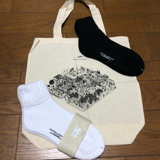 1LDK SELECT - UNIVERSAL PRODUCTS ユニバーサルプロダクト ソックス 靴下 ①