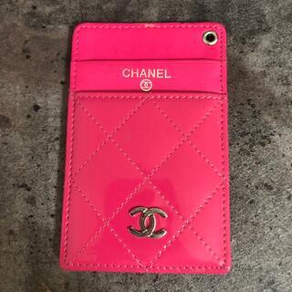 CHANEL - CHANELカード入れ