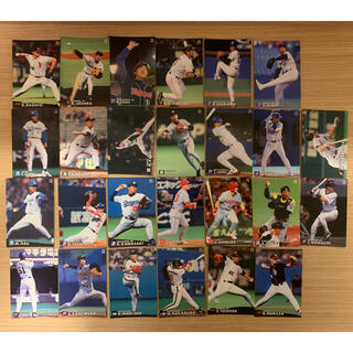 カルビー(カルビー)のプロ野球チップス カード 2001年 一式(スポーツ選手)