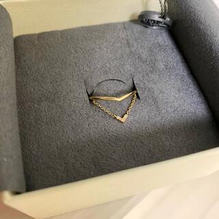 スタージュエリー(STAR JEWELRY)のSTAR JEWELRY Girl  ダイヤモンドリング(リング(指輪))