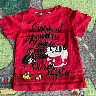 コンベックス(CONVEX)の90: コンベックス  Tシャツ 90センチ(Tシャツ/カットソー)