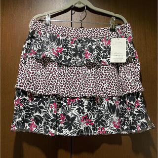 ビバハート(VIVA HEART)の☆新品☆ビバハート ゴルフウェア スカート 40(ウエア)