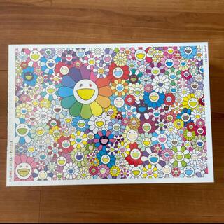 村上隆 Flower Jigsaw Puzzle フラワージグソーパズル2セット(その他)