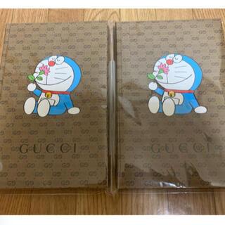 グッチ(Gucci)のドラえもん × GUCCI 限定コラボノート 2個セット グッチ(ノート/メモ帳/ふせん)