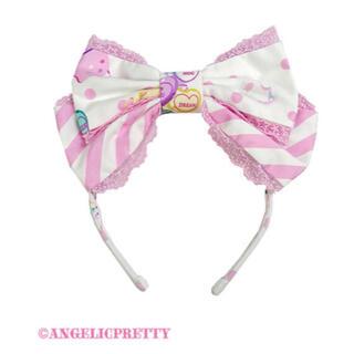 Angelic Pretty - TOY FANTASYカチューシャ シロ