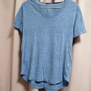 ジーユー(GU)のジーユー Tシャツ Vネック(Tシャツ(半袖/袖なし))