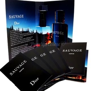 Dior - 【Dior】 ディオール ソヴァージュ パルファン 香水 1ml×5本