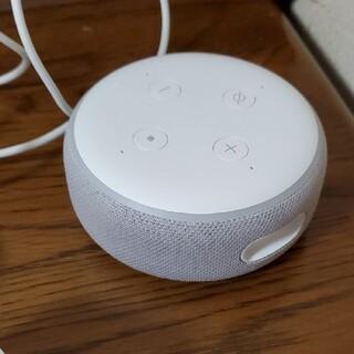 エコー(ECHO)のEcho Dot (エコードット)第3世代 - スマートスピーカー(スピーカー)