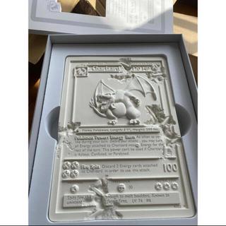 ポケモン(ポケモン)のdaniel arsham×Pokemon 石版リザードン 世界500個限定(彫刻/オブジェ)