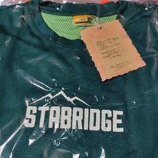 STABRIDGE GRIP SWANY DRY TEE L(Tシャツ/カットソー(半袖/袖なし))