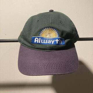 ワンエルディーケーセレクト(1LDK SELECT)のAlwayth オールウェイズ 古着  cap キャップ 1ldk ツートン(キャップ)