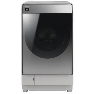 SHARP - 5年保証付! SHARP ドラム式洗濯乾燥機【ES-U111-TL】