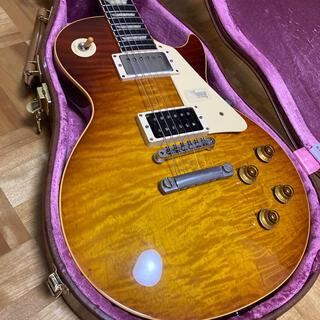 ギブソン(Gibson)のGibson 1959 60th ヒスコレ ジミーペイジ 2019年製 (エレキギター)