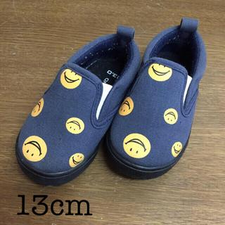 アンパサンド(ampersand)の⭐ampersand  キッズ 靴  13cm(スリッポン)