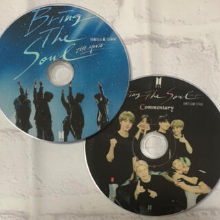 防弾少年団(BTS) - BTS🖤Bring The Soul 2枚SET THE MOVIE高画質