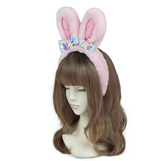 Angelic Pretty - Spring Bunnyカチューシャ