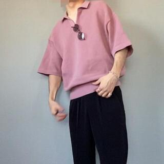 サンシー(SUNSEA)のクレプスキュール(ポロシャツ)