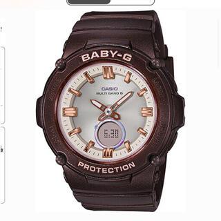 Baby-G - Baby-G 電波ソーラー BGA-2700SD-5AJF