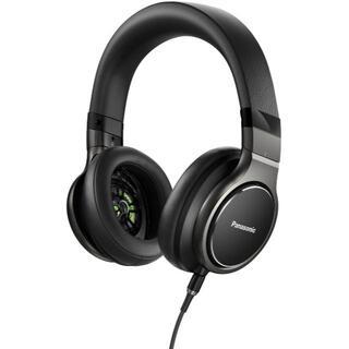 パナソニック(Panasonic)の パナソニック 密閉型ヘッドホン ハイレゾ音源対応 RP-HD10-K(ヘッドフォン/イヤフォン)