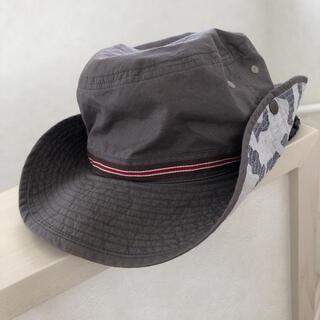 ハッカキッズ(hakka kids)のHakka kids 帽子 Lサイズ 美品(帽子)