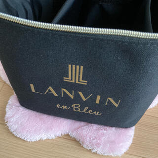 LANVIN en Bleu - ランバン オンブルー コスメBOXケース