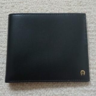アイグナー 2つ折り財布