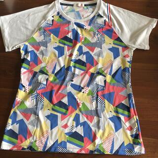 ルコックスポルティフ(le coq sportif)のルコック テニス 半袖Tシャツ(ウェア)