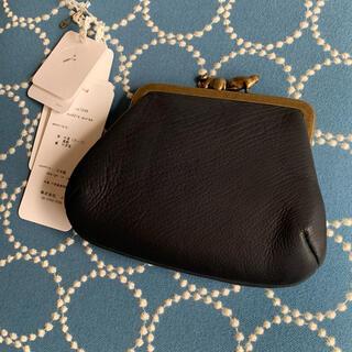 ミナペルホネン(mina perhonen)の【新品未使用・美品】ミナペルホネン カドル パース cuddle purse (財布)